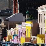 im Bo-Kaap Viertel in Capetown