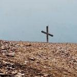 Gipfelkreuz der Gleckspitze