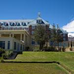 Chateau Tongariro, ein Hotel