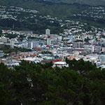 Blick auf Wellington vom Mount Victoria aus