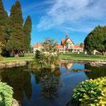 ehemaliges Badehaus, heute ein Museum, in Rotorua