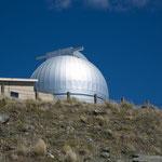 Sternwarte auf dem Mount John
