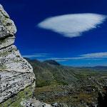 """was für eine Wolkenformation - man könnte da sogar ein """"?"""" dranhängen - wasndas fürne Wolkenformation am Solsidevassberget"""