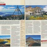 Ausschreibung im Wikinger Trekking Katalog Weltweit 2014