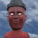 Maorikunst in Rotorua