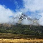 Mount Taranaki, auch Mount Egmont genannt