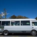 unser Astmathikus, wie Klaus unseren Bus immer nannte
