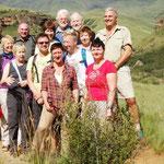 Wikinger Reisen Wandergruppe
