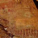 Felsmalereine der San im Giant`s Castle