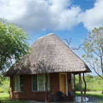 Shlane Camp, meine stromlose Hütte