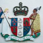 am Rathaus von Rotorua