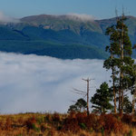 Landschaft bei Misty Mountain