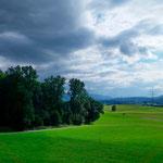 Landschaft bei Oy - Mittelberg