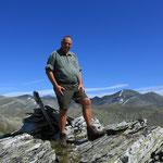 auf dem Solsidevassberget