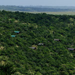 Bushcamp im Inkwenkwezi Game Reserve