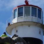 Cap Point am Kap der Guten Hoffnung