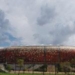 WM Finalstadion in Johannesburg