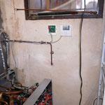 Pose Thermostat sans fil / Pose controlleur chaudière