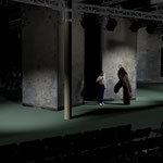 lok as lok - Wand- und Fensterelemente vervielfacht und mobil bilden für jede Oper neue Räume