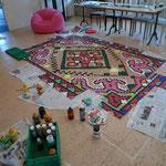 Teppich für Kathan/Karrer Oper