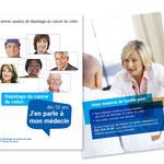 Dépistage du cancer du colon, Programme vaudois. Brochure