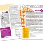 "DIP / Enseignement primaire, ""Correspondances"" magazine n° 20"