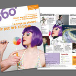 Magazine 360°. Rédaction Image du n° 67 au n° 78, 2007 - 2008