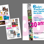 """Dialogai, """"30 ans"""". Exposition / Annonce"""
