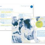 DIP / Enseignement primaire. Brochure, double page