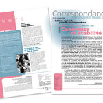 "DIP / Enseignement primaire, ""Correspondances"" magazine n° 18."