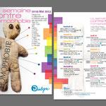 """Dalogai, """"Journée Mondiale de lutte contre l'homophobie et la transphobie"""". Affiche"""
