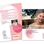 """""""La mammographie de dépistage"""". Dépliant"""
