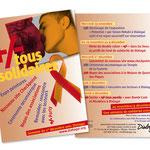 """Dialogai, """"1er décembre"""". Flyer"""