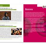 "En collaboration avec Chatty Ecoffey / ""Everybody's Perfect"", Festival du film gay et lesbien. Programme"