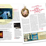 "Magazine 360°. Rédaction Image / Illustration chronique ""Barbie forever"""