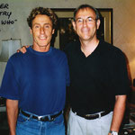 Roger Daltrey | Lead singer of the WHO. He was very down to earth, worked on him before the concert in Boston.