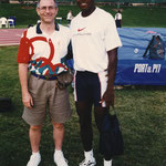 Carl Lewis | 10-time Olympic Medalist