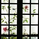 Atelier Théophile - Philippe Brissy - Saumur - verres émaillés