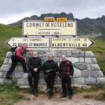 Der höchste Pass am ersten Tag