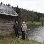Von einst rund 30 Teichen sind heute noch 12 Teiche übrig – sie prägen das Bild des Frankenwaldes bis heute.