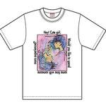 Tシャツ「NANPA T」