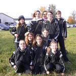 Die 3. Mannschaft in Standenbühl