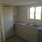 Die Küche wurde 2014 totalsaniert und entspricht den aktuellen Bedürfnissen.