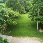 Spielwiese (im Sommer)