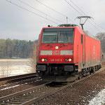 146 245 an km 62,6 Richtung Dessau am 20.03.2008