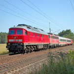 234 278 Bad Belzig km 62,6 mit PBZ nach Leipzig am 23.07.2013