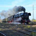 Sonderfahrt nach Berlin – 44 1486 am 31.10.2015