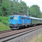 1042 520 mit Sonderzug Bad Belzig km 62,0 am 18.07.2013