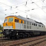 V300.18 von SGL am 19.08.2013. Sie ist aus 232 387 und Teile von 232 446 entstanden.