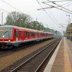 928 631 auf den Weg nach Stettin mit Halt in Brück am 28.04.2011